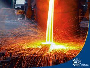 imagen de metalurgia